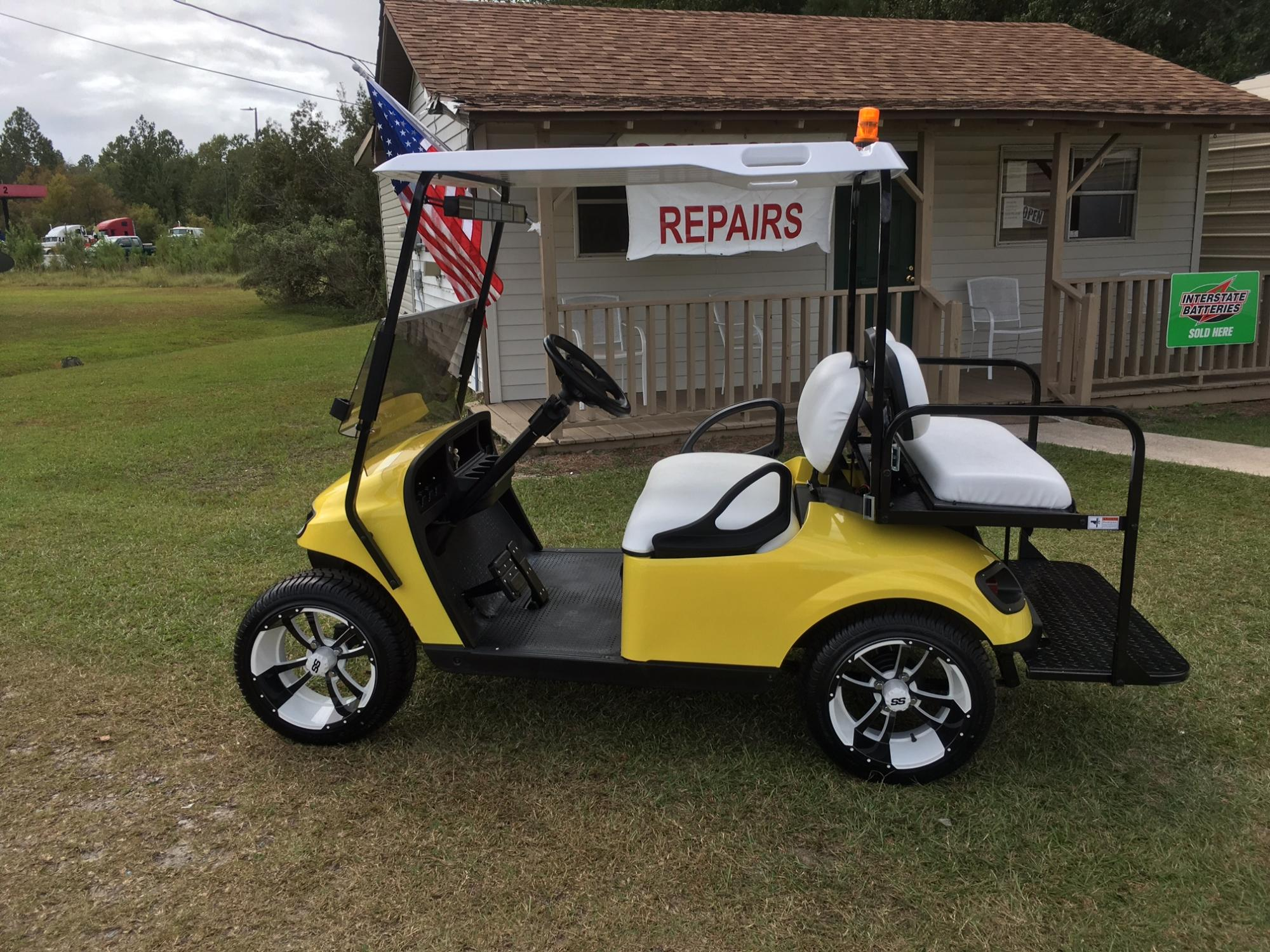 Cross Resurrection Golf Carts, Used Golf Cart Sales Service & Repairs