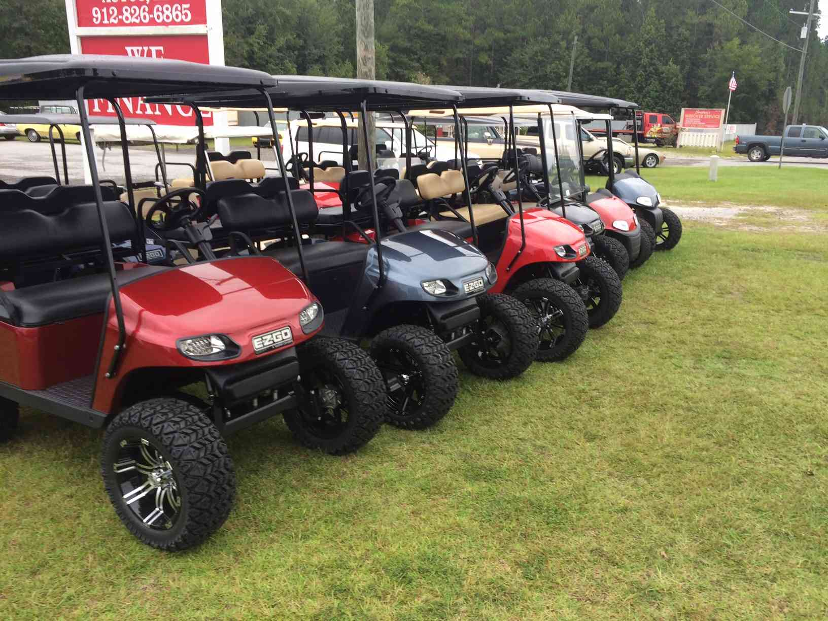 Cross Resurrection Golf Carts Used Golf Cart Sales